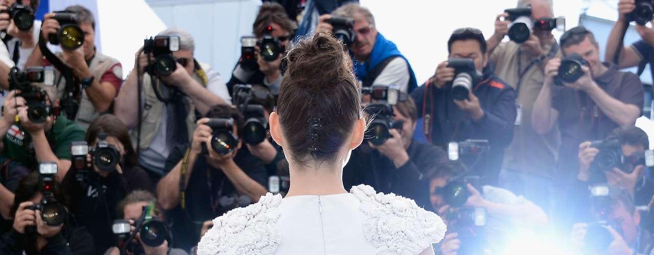 El elenco de 'The Immigrant' participó en una sesión de fotos en el Festival de Cine de Cannes. Entre los presentes se encontraban los actores Jeremy Renner y Marion Cotillard y el director James Gray.