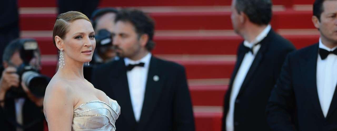 Entrega de premios en Cannes.