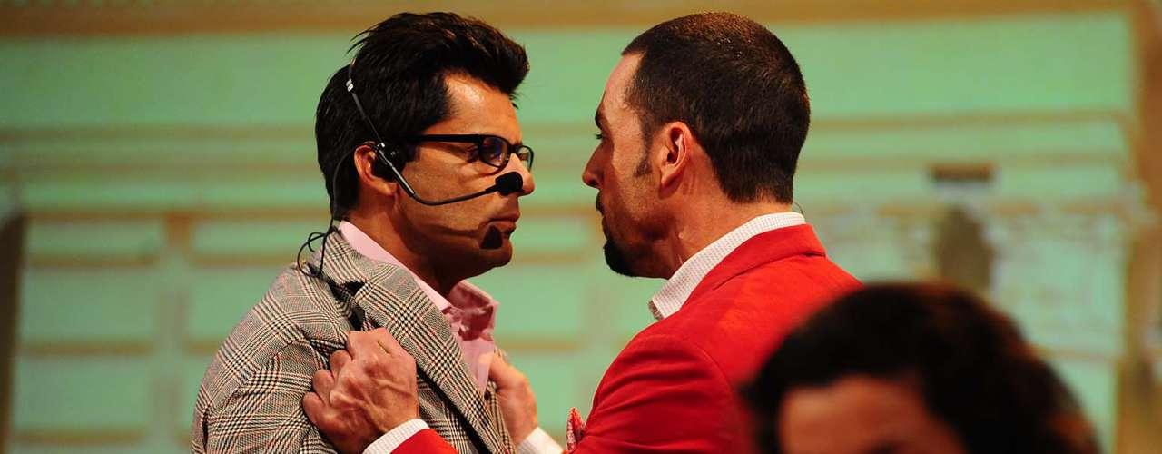 Otros actores que participarán en esta telenovela son Juan Carlos Barreto y Luis Fernado Peña.