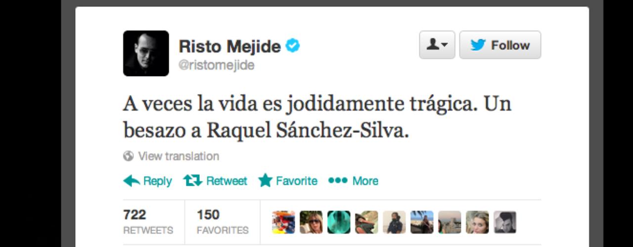Risto Mejide: \