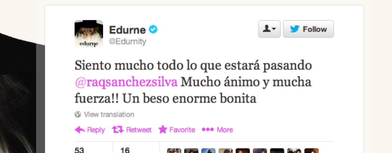 Edurne: \