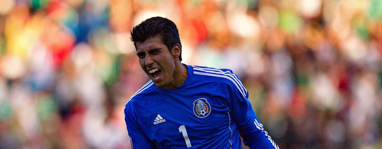 El portero del Tri Sub 20 Richard Sánchez fue fichado por Tigres