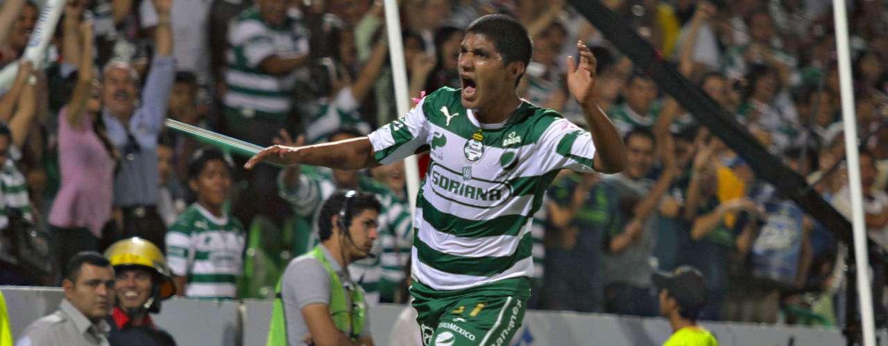 Cándido Ramírez deja a Santos y pasa a Pumas.