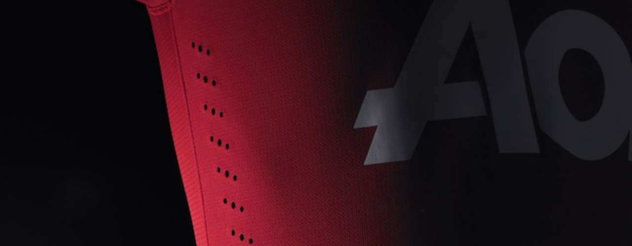 The jersey has four ventilation zones, consisting of tiny laser-cut wholes, under the arms, to make the kits more comfortable. The panel on the back helps the circulation of air.
