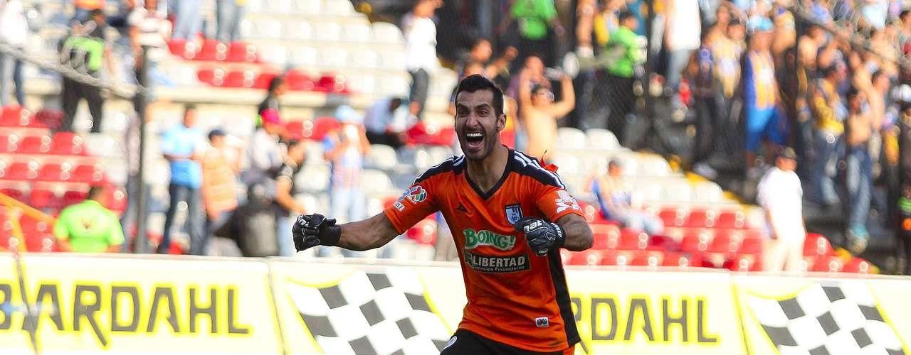 Sergio 'Matute' García integrará las filas de Tigres como suplente de Enrique Palos.