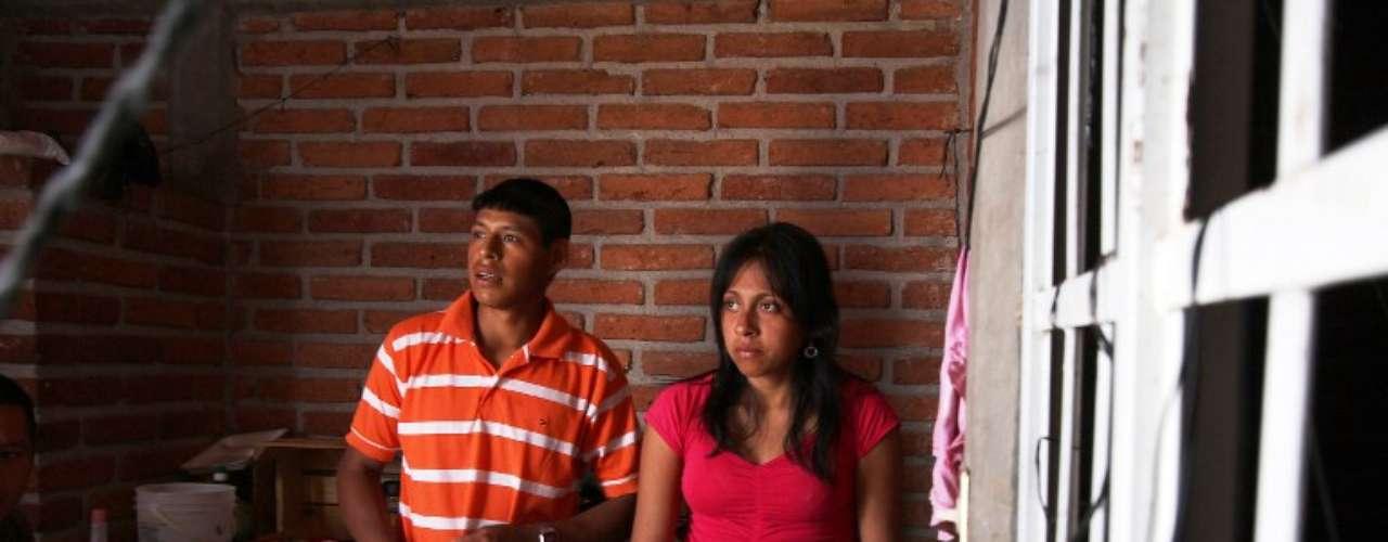 De acuerdo con la fuente los rescatados pertenecen a comunidades rurales de los estados de Veracruz, San Luis Potosí e Hidalgo.