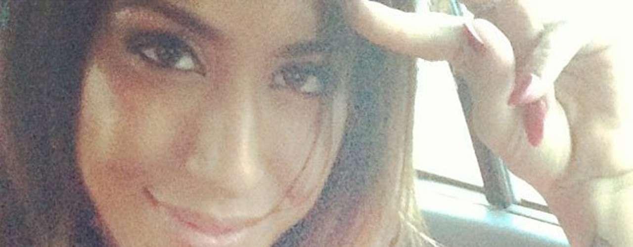La chica de 24 años confesó que se volvió a reunir con el cantante en octubre de 2012, mientras Kim se encontraba en Miami.