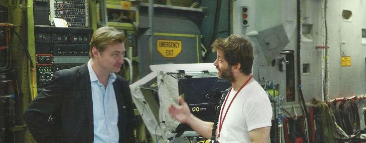 Christopher Nolan como productor y Zak Snyder como director fueron los creadores de esta nueva saga. A este equipo se unieron el guionista David S. Goyer, el compositor Hans Zimmer y la gente de Legendary Pictures.
