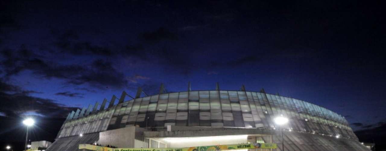 Exterior del Arena Pernambuco.