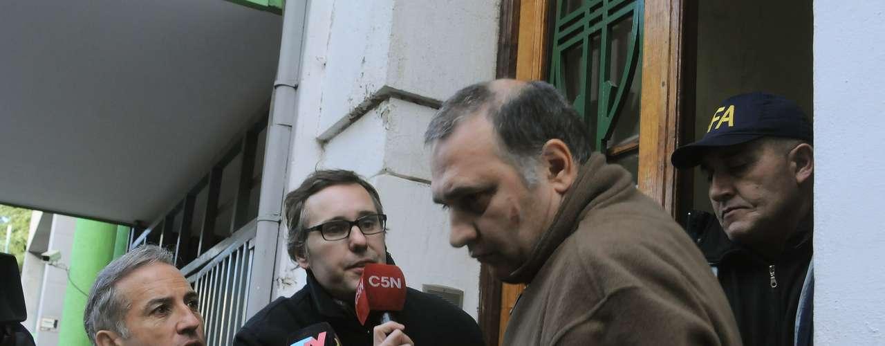 Jorge Mangeri, el principal sospechoso de haber matado a Angeles Rawson