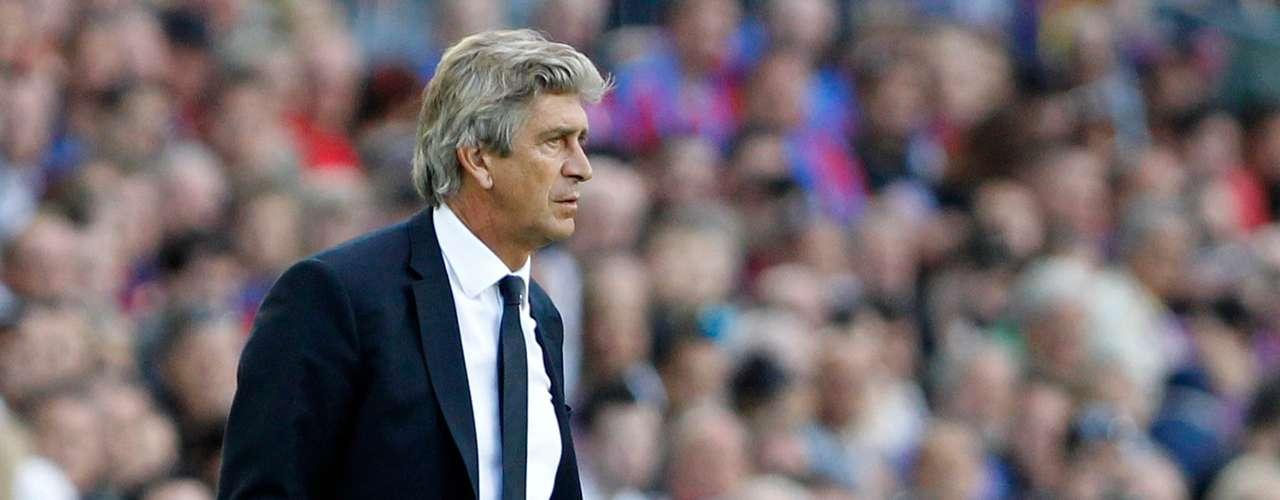 El técnico chileno Manuel Pellegrini fue confirmado como el nuevo entrenador del Manchester City.