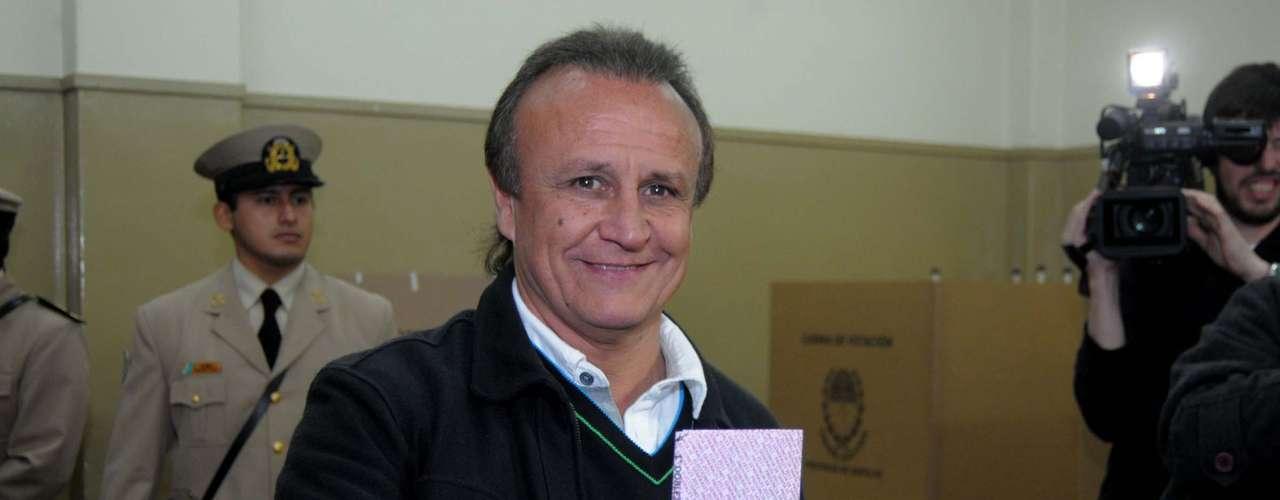 El humorista Miguel Del Sel, tras su sorpresiva buena elección a gobernador de Santa Fe en 2011, ahora irá por una banca en Diputados, siempre bajo el ala del PRO.