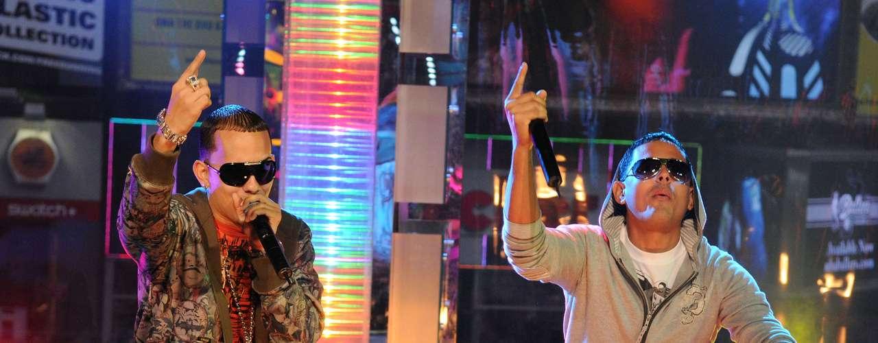 Angel & Khriz representarán al género urbano y convertirán en una rumba la gala mientras entonan por primera vez en vivo la canción \