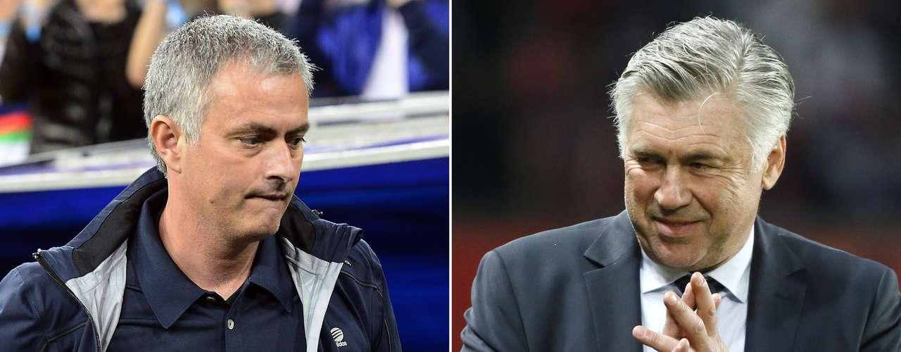 El italiano Carlo Ancelotti reemplazará al portugués José Mourinho como técnico del Real Madrid, con el que firma por las tres próximas temporadas.