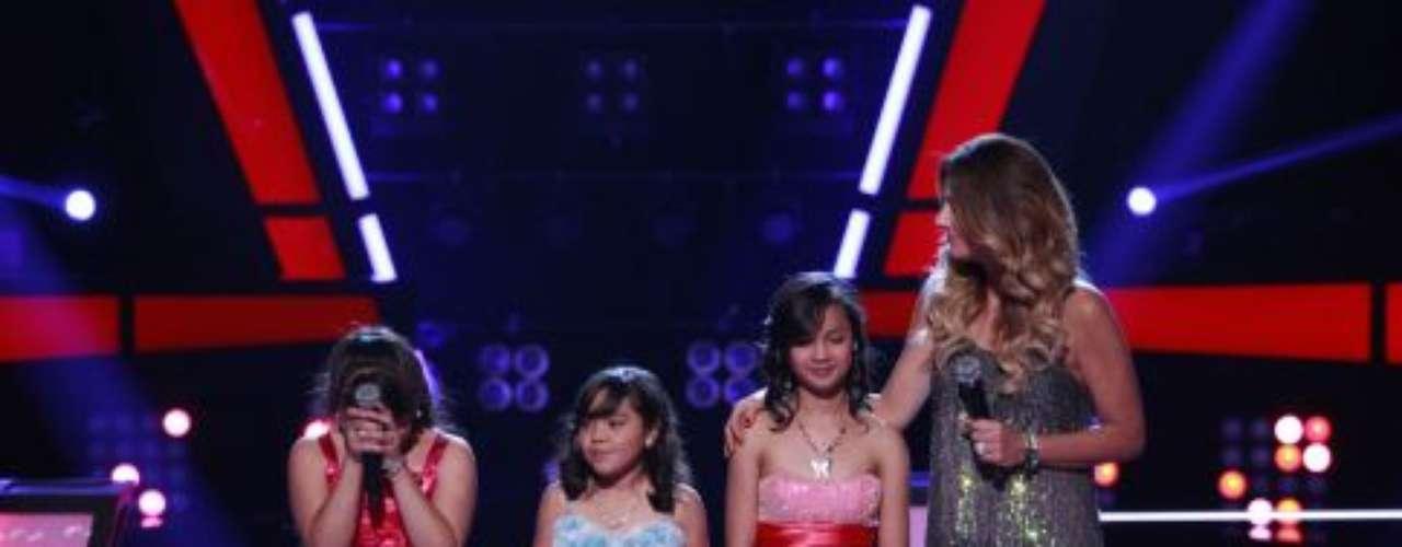 """""""Jennifer, tienes una voz excepcional, cuando subes al escenario creces de una manera que te tienes que ver"""" dijo Paulina."""