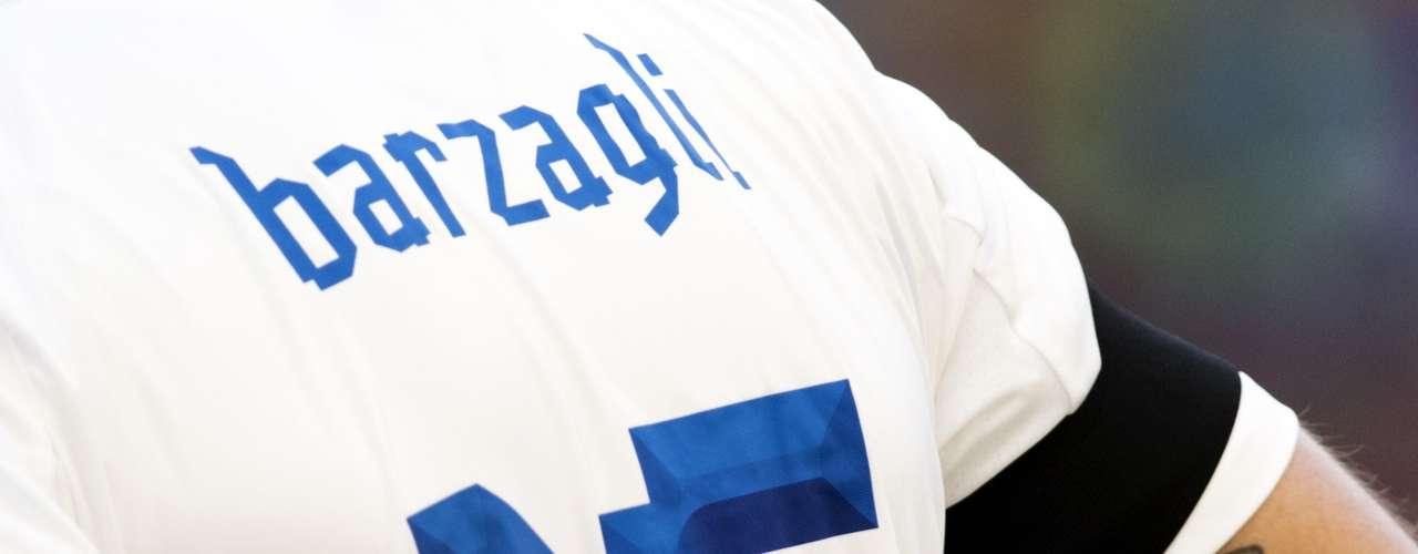 Barzagli fue un soldado al servicio de la calidad de Pirlo.