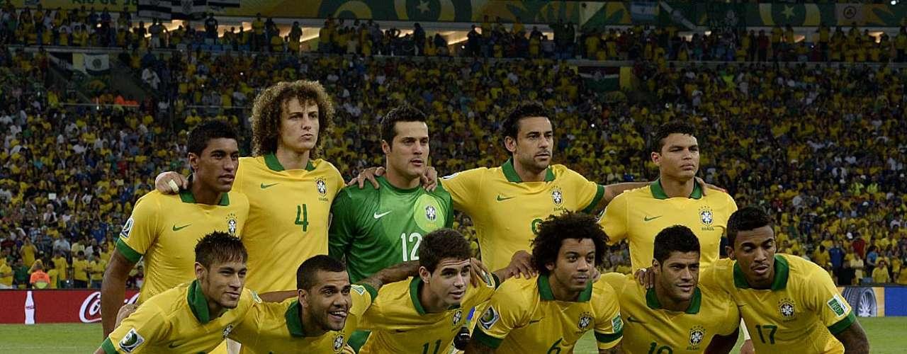Brasil, como equipo anfitrión, está lista para recibir a los demas invitados de la justa mundialista.