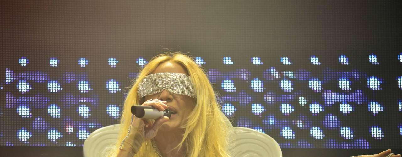 ¡A lo Lady Gaga! Martha Sánchez ofreció con éxito rotundo una noche de \