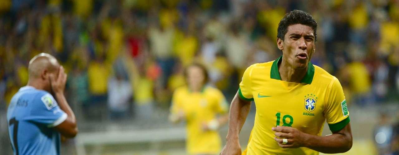 Paulinho llega al Tottenham proveniente del Corinthians. En la Copa Confederaciones fue un depredador del área.