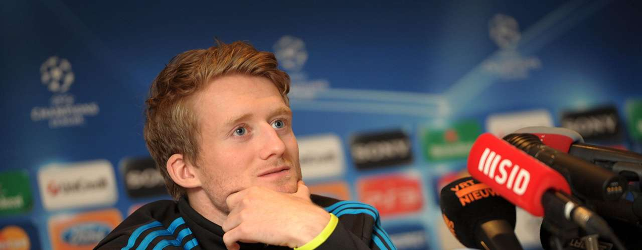 André Schürrle sale del Bayer Leverkusen para ser dirigido por Mourinho en el Chelsea.