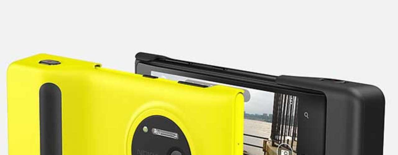 Adicionalmente, los recursos de Camera Grip y una batería de mayor duración destacan entre las características del 1020