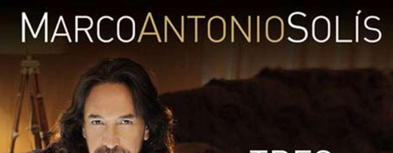Marco Antonio Solís vuelve al ataque. El cantante regresa al mercado musical tras publicar en 2010 su último disco de estudio, \
