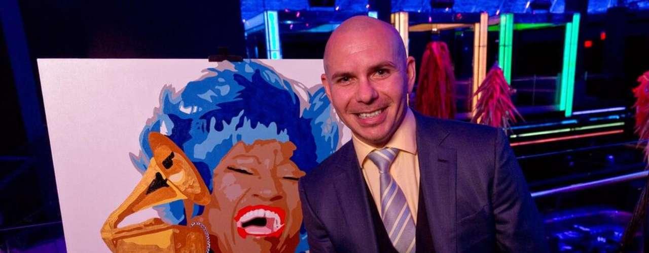 17 de Julio - Pitbull recuerda a la más grande de la salsa, Celia Cruz a diez años de su muerte. ¡Azúuuucar!