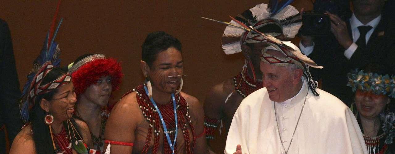 El Papa Francisco revolucionó a Brasil y a América Latina con una visita intensa y actividades multitudinarias en el marco del JMJ