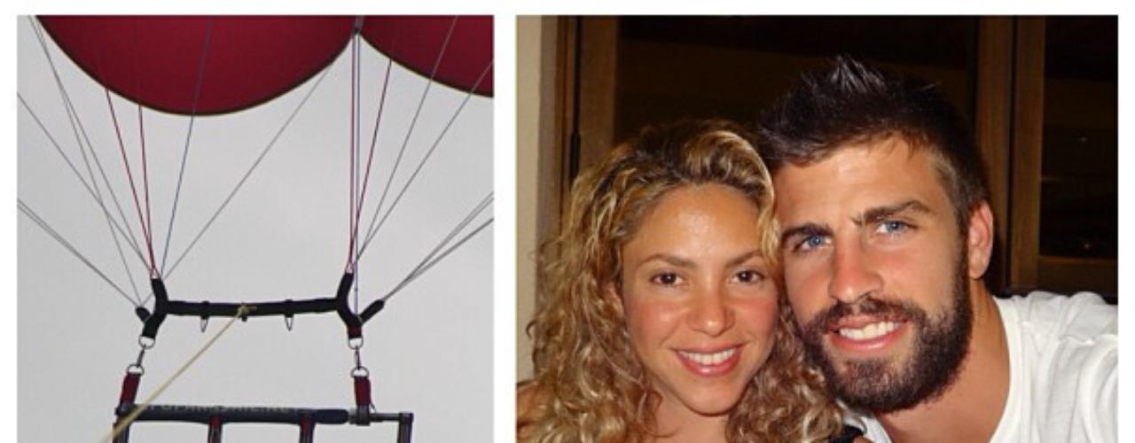 31 de Julio - Shakira presumió en Instagram lo que habían sido sus vacaciones al lado de su adorado Piqué mientras estuvieron en Hawaii.
