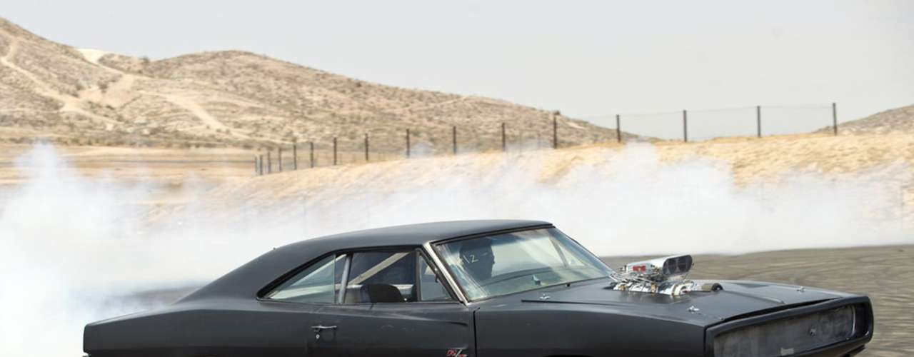 El Dodge Charger de 1970, de la película The Fast and the Furious.