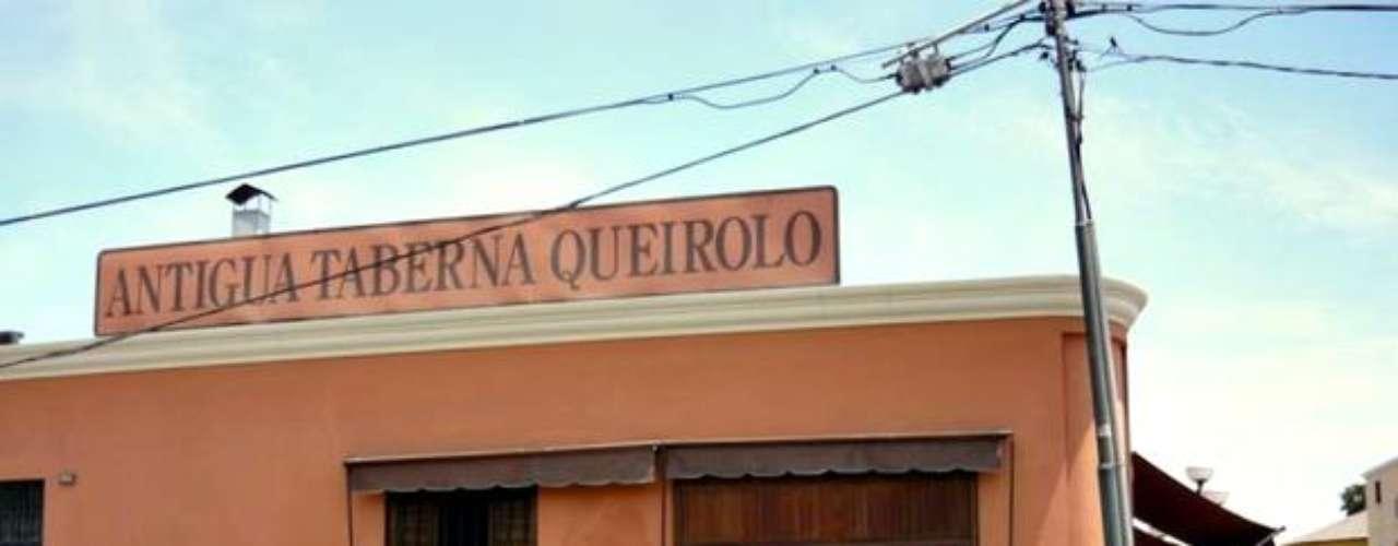 Antigua Taberna Queirolo (Pueblo Libre).