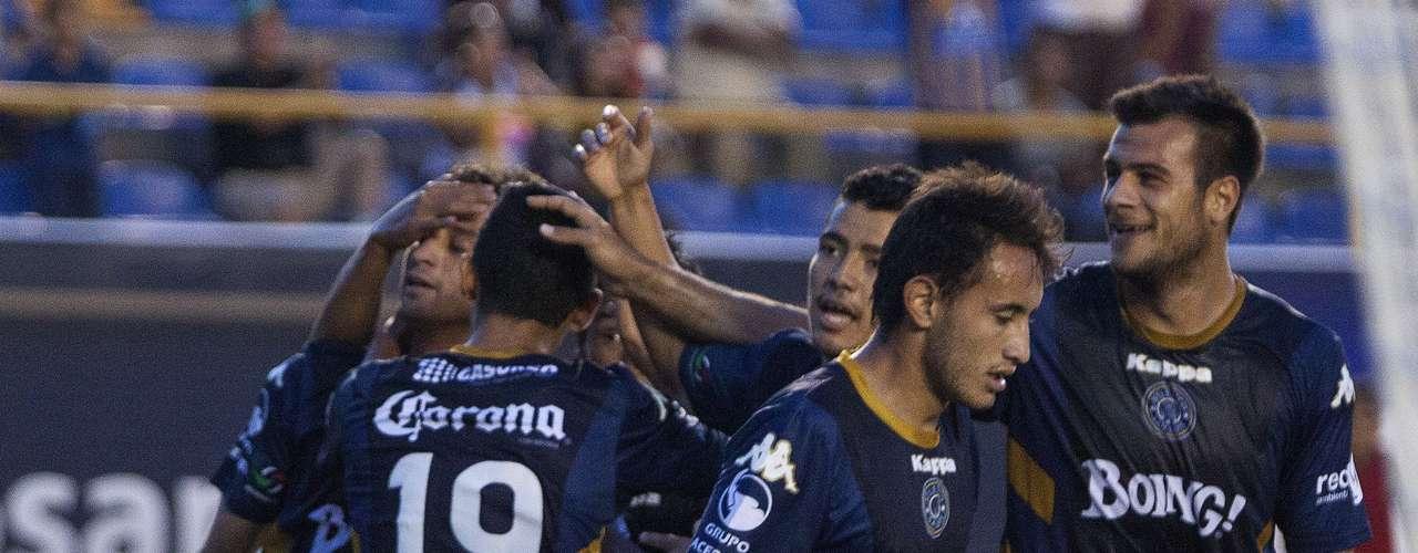 consecutivas y está al fondo de la tabla en la Liga de Ascenso MX