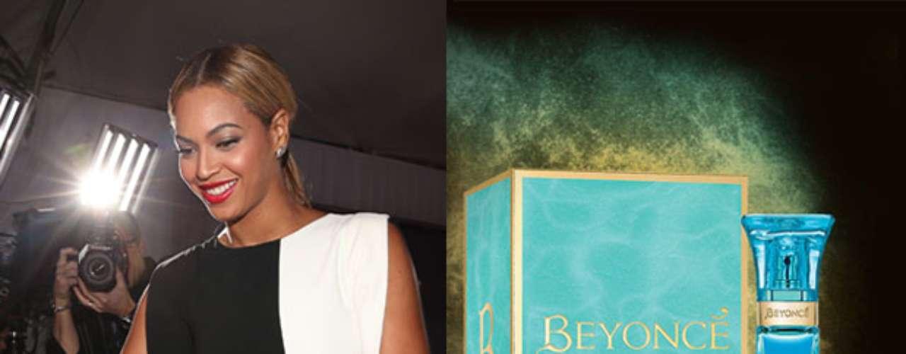 Beyoncé. Lanza una edición limitada de una de sus más exitosas fragancias, Heat, en homenaje a su tour mundial denominado Mrs. Carter Show, un aroma para mujeres. Sobre el hecho la estrella comentó \