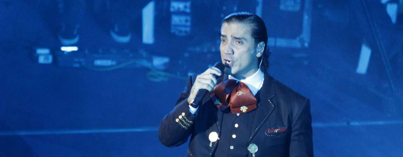 Alejandro Fernández celebrará en Las Vegas El Grito de Independencia de México. La estrella se presentará en el MGM Grand Garden Arena el 15 de septiembre. \
