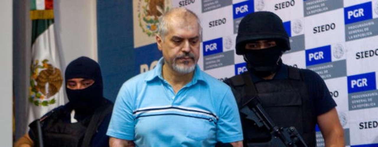 """En 2008 cayóEduardo Arellano Félix, conocido en el mundo del narcotráfico como """"El Doctor"""". El sujeto era acusado de varios delitos; en agosto 2012 fue extraditado a EE.UU. y allí, este lunes, recibió una condena de 15 años que deberá pasar tras las rejas."""