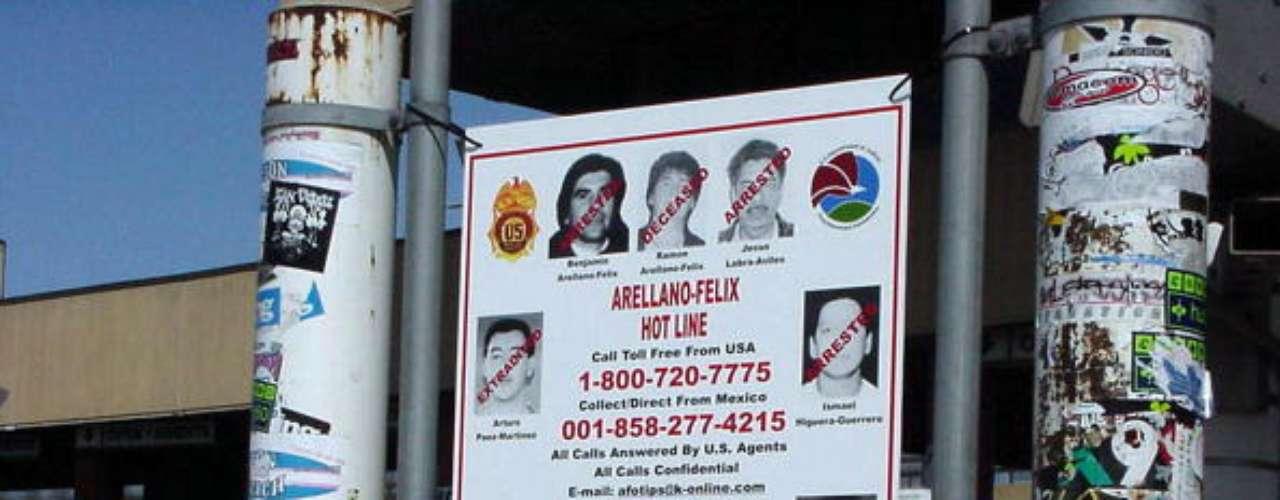 Para los gobiernos siguen siendo flagelos importantes para la calidad de vida de sus habitantes; sin embargo, los cárteles más famosos del mundo han sabido sobrevivir. El cártel de Tijuana es uno de ellos. El grupo es una de las más poderosas organizaciones dedicadas al narcotráfico y lavado de dinero. En México y el mundo es conocida como el Cártel Arellano Félix, sus operaciones se centran en Tijuana, Baja California y el noroeste de EE.UU. Exporta principalmente marihuana y cocaína a Estados Unidos. Es uno de los más sanguinarios, solamente uno de sus líder tiene en su haber alrededor de 1.000 muertes.