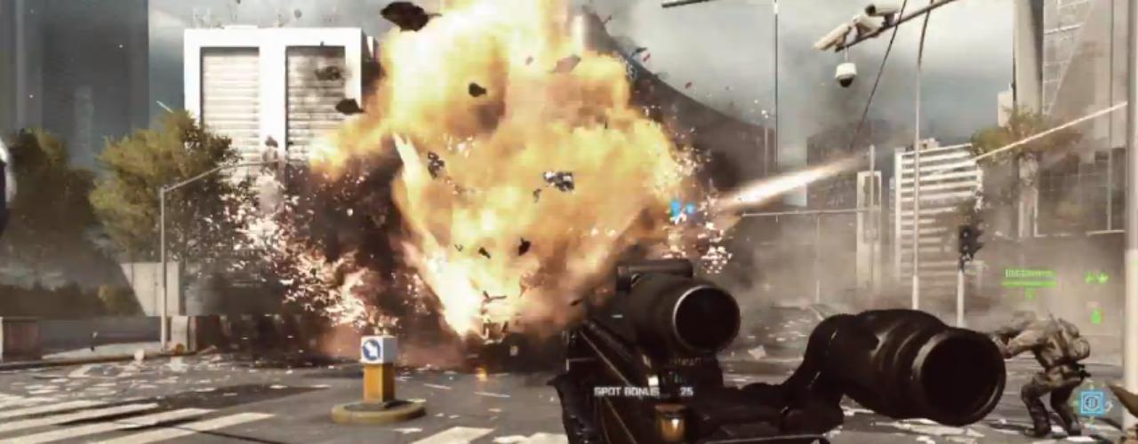 La evolución de los shooters se siente en Battlefield 4