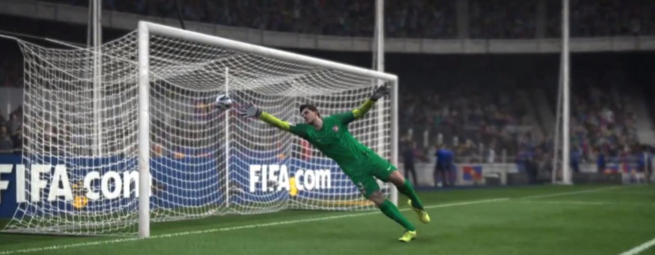 La acción de siguiente generación de FIFA 14 evoluciona a otro nivel