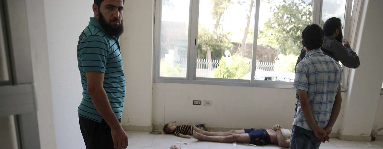 En caso de que se confirmen las denuncias, el ataque de este miércoles sería el peor en dos años de la guerra civil en Siria.