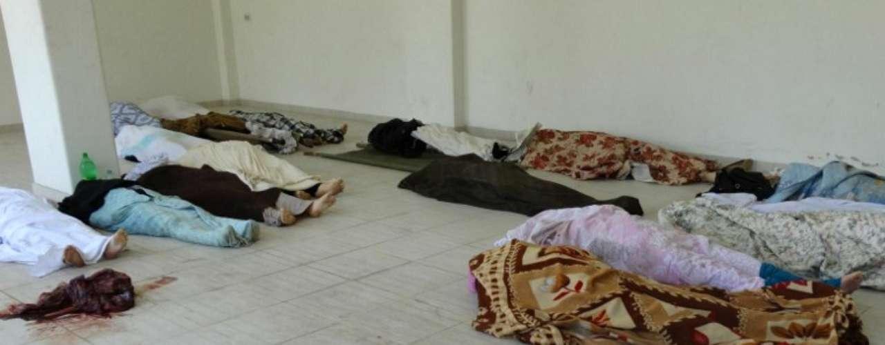 Francia publicó el pasado lunes 02 de septiembre informes secretos que responsabilizan al régimen sirio del \