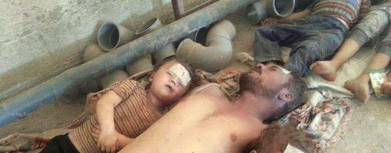 Por su parte, el presidente sirio Bashar al Asad advirtió del riesgo de una \