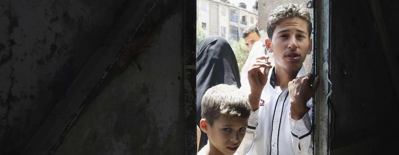 Las autoridades sirias denuncian estas acusaciones \
