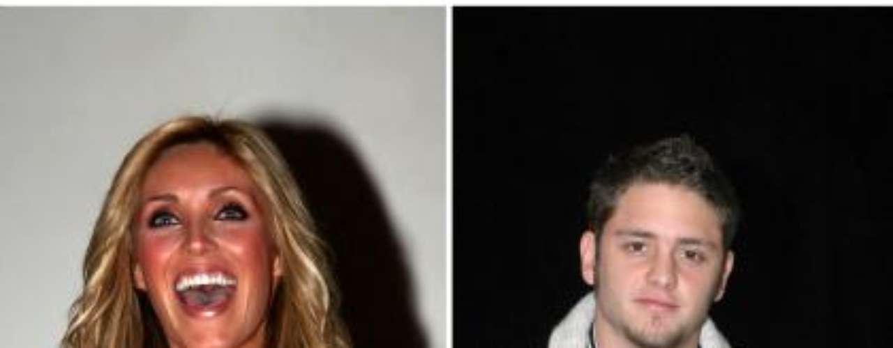 El destino se encargó de que Anahí y Christopher Uckerman compartieran el suficuente tiempo juntos para que se enamoraran. Aunque los dos actores y cantantes llegaron a la cima de la fama mundial mientras hacían parte del grupo musical RBD, la verdad es que su noviazgo se dio cuando fueron compañeros de set en 'Clase 406', en el 2002.