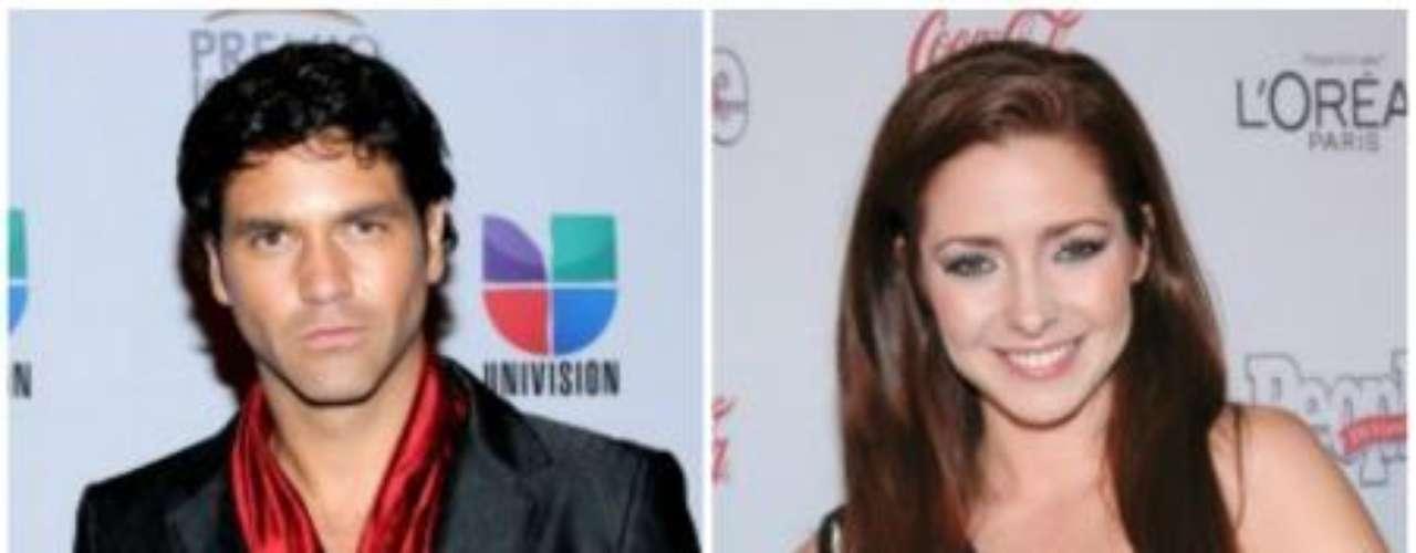 Circuló muy fuerte el rumor de que el actor mexicano Valentino Lanús le entregó el anillo de compromiso a su -dicen- novia, la también actriz Ariadne Díaz, con quien protagonizó la novela \