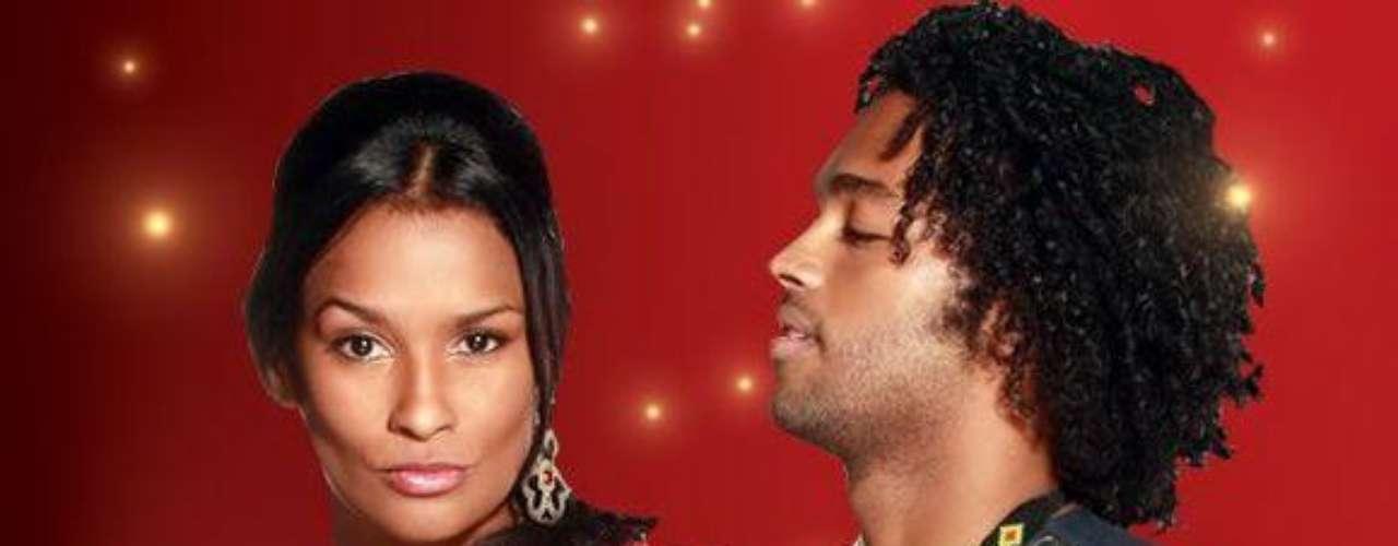 Una polémica historia de amor protagonizaron estos dos actores en la telenovela 'El Joe'. Se enamoraron en el set de grabación y un año después de su noviazgo decidieron casarse en La Guajira.