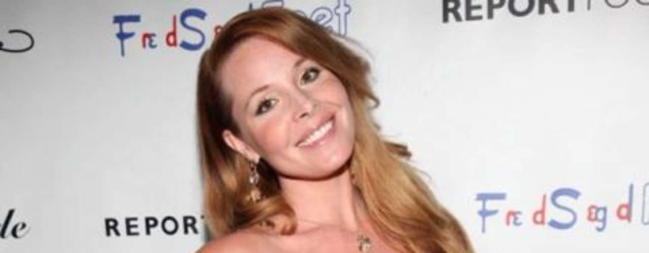 Se filtró un video porno amateur de Tami Erin, la nena pelirroja pecosa que protagonizaba \