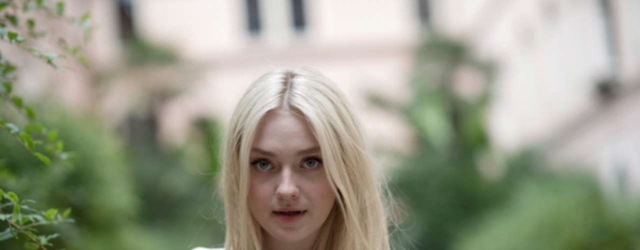 La actriz Dakota Fanning, protagonista de 'Night Moves'.