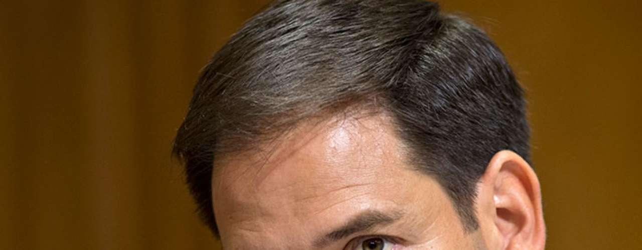 El senador republicano de Florida, Marco Rubio, aseguró ante la Comisión de relaciones exteriores del Senado que sigue siendo \