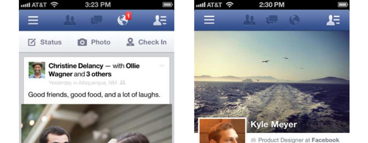 8 - Facebook - desarrollado por Facebook