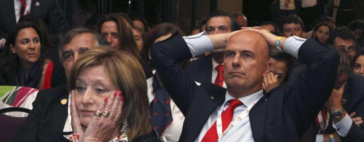 En el seno del Comité Olímpico de Madrid 2020 hubo mucha decepción luego de no pasar el primer filtro y quedar descartados por tercera vez en su historia para organizar unos JJ.OO.
